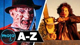 The Best Horror Movies of All Time from A to Z
