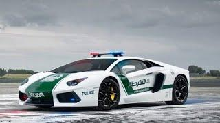 Top 10 Dubai police cars will blow your mind !!!!!!