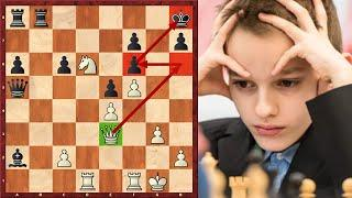 Meet The Highest Rated 10 Year Old Chess Player