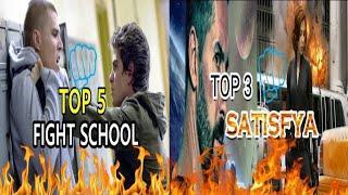 top 10 school fight scenes in movies (whatsapp status) 2021 #fight#movies#fiveminutetutorial