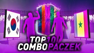 TOP 10 COMBO PACZEK POLAKÓW w FIFIE 20   #1!