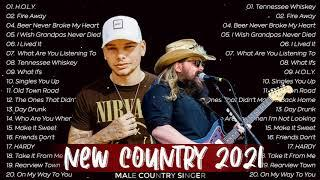 New Country Songs 2021 ♪ Greatest Country Music Hits ♪ Top Country Songs Playlis
