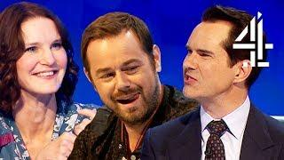 Danny Dyer's FUNNIEST MOMENTS on 8 Out of 10 Cats Does Countdown!