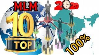 2020 top 10   MLM   Direct selling   Network marketing  Companies  World   India   Tamil