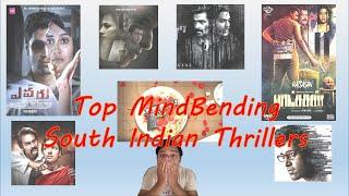 Top 10 South Indian Thriller to Blow your mind