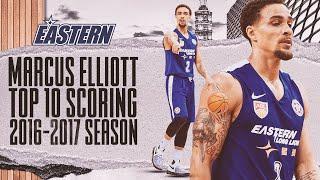 Marcus Elliott Top 10 Plays of the 2016-17 Season