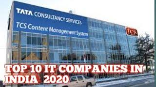 Top10 IT(Information Technology) Companies in India 2020