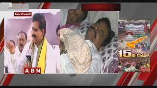 Devineni Uma Angry on Minister Peddireddy Ramachandra Reddy   Face to Face   ABN Telugu