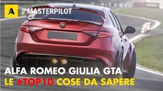 Alfa Romeo GIULIA GTA | Le TOP 10 cose DA SAPERE. Anche di GTAm