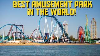 Top 10+ Best Roller Coasters Ranked at Cedar Point Amusement Park