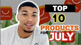 ☀️ TOP 10 PRODUCTS TO SELL IN JULY 2020 | SHOPIFY DROPSHIPPING