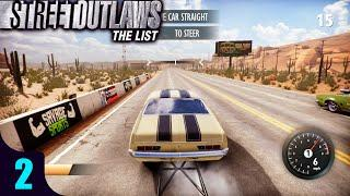 Street Outlaws: The List Gameplay Part 2