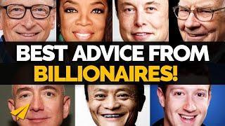 7 Best LESSONS From Elon Musk, Warren Buffett & Other Billionaires | #BelieveLife