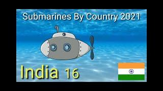 Submarine strength by country Top 10 | Submarine strength |