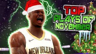 NBA 2K20 TOP PLAYS Of NOVEMBER! Blocks, Ankle Breakers, Posters & More