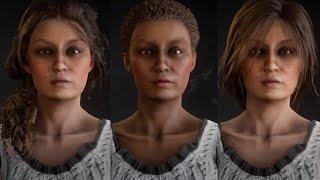 Red Dead Online - Beautiful Woman Character Creation - Heritage 10 - Red Dead Redemption 2 RD2