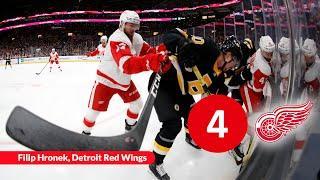 TOP 10 goals scored with Rezztek® in the 2019/2020 NHL season