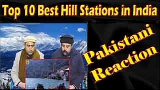 Top 10 Best Hill Stations in India | Pakistani Reaction