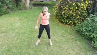 10-minute Top-to-Toe Workout: Jump & Reach