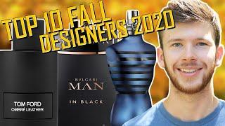 TOP 10 BEST FALL DESIGNER FRAGRANCES 2020 | SEXIEST FALL FRAGRANCES ON THE MARKET