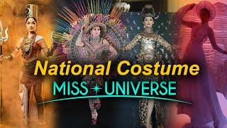 12 BEST NATIONAL COSTUME - Miss Universe 2020 - Early Favorites
