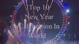 Top 10 New year Night 2020 Fireworks Show Happy New Year 2020. New Year celebration s in the World