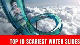 Top 10 Scariest Water Slides in The World | Kid Nearly Dies... Amazing  Top 10