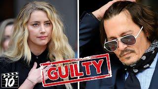 Top 10 Celebrities Who Lost HUGE Court Cases