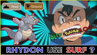 Top 5 Things in Pokemon that Make NO Sense in Pokemon Hindi | WTF Pokemon Logic in Hindi
