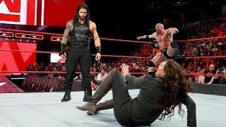 WWE 3 February 2020 - Roman Reigns Versus Stephanie McMahon & Triple H