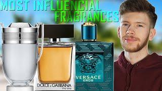 10 MOST INFLUENTIAL FRAGRANCES IN MY COLLECTION | THE MOST IMPORTANT MENS FRAGRANCES