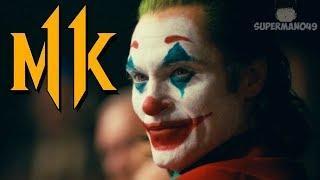 Closest Thing To Joaquin Pheonix Joker Skin - Mortal Kombat 11: Joker Gameplay