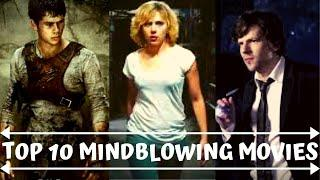 Top 10 Mind Blowing Movies Of All Time I You Should Watch Before Die I Must See I SF Music