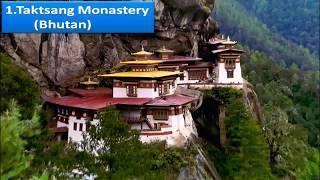 ভুটান ভ্রমণের জন্য সেরা ১০টি জায়গা || Top 10 place Tourist Destinations in Bhutan