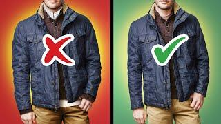 10 Style MISTAKES Men Make (Cold Weather Edition 2020)