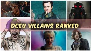 DCEU Villains Ranked | Top 10 DC