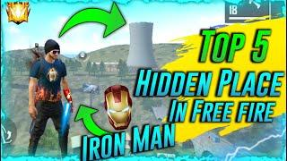 NEW TOP HIDDEN PLACES IN FREE FIRE BERMUDA-2021 || NEW HIDDEN PLACE AFTER UPDATE BY ROTHEST