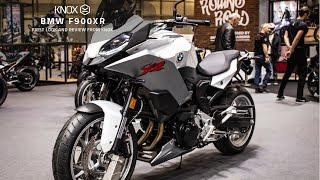 2020 BMW F900XR - First look review from KNOX