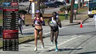 2020 U.S. Women's Olympic Marathon Trials