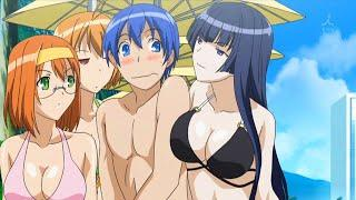 Top 10 Harem Anime Where Many Girls Chase After One Guy