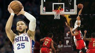 """NBA """"That Was Unexpected"""" MOMENTS"""