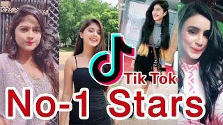 Most Beautiful Girls on Tik Tok | Cutest Girl in India | Top 10 Indian Beautiful Girls on Tik Tok