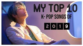 My top 10 girl group, boy group and soloist songs of 2019