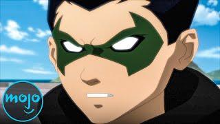 Top 10 Greatest Animated Justice League Movies of All Time