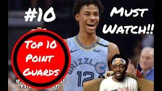 Official Top 10 Point Guards NBA 2019-2020 Breakdown! Who Will Be the Number 1?! [W/ HIGHLIGHTS]