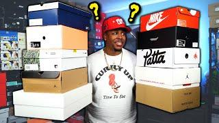 TOP 10 SNEAKERS I REGRET BUYING!!! WTF Was I Thinking? (Selling Some Of My Sneaker Collection!)