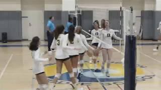 CA Division 1 State Playoffs - Vista Murrieta @ Mira Costa Girls Volleyball
