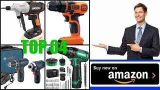 Top 04 Cordless Hand Drill- Top Cordless Hand Drill on Amazon- Gadgets Show -#Top gadgets #Handdrill