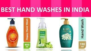 Top 12 Best Hand Washes in India with price : Liquid Hand Wash Soap