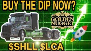 TOP 3 STOCKS TO BUY JULY| HYLIION, SHLL STOCK A BUY?| WKHS A PENNYSTOCK PUMP? GNOG STOCK, LCA A BUY?